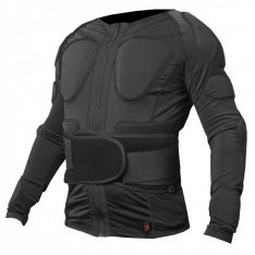 Demon Armortec D30 Long Sleeve Jacket with Belt - DS0050